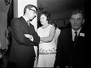 20/04/1970<br /> 04/20/1970<br /> 20 April 1970<br /> Tynagh Mines Dinner Dance at Loughrea, Co. Galway. Joe McPailand and Anne Flaherty and Mr. D. Moloney Stores, IBM (Irish Base Metals) Tynagh.