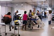 Belo Horizonte_MG, Brasil...O Hospital Risoleta Neves , localizado na regiao de Venda Nova, conseguiu um credenciamento junto ao MEC de Hospital Educacional. ..The Risoleta Neves hospital, located in Venda Nova region, got an accreditation with the MEC of Hospital Education Center...Foto : VICTOR SCHWANER / NITRO