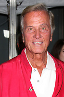 11/3/2010 Pat Boone at the Hollywood Walk of Fame's 50th anniversary party.