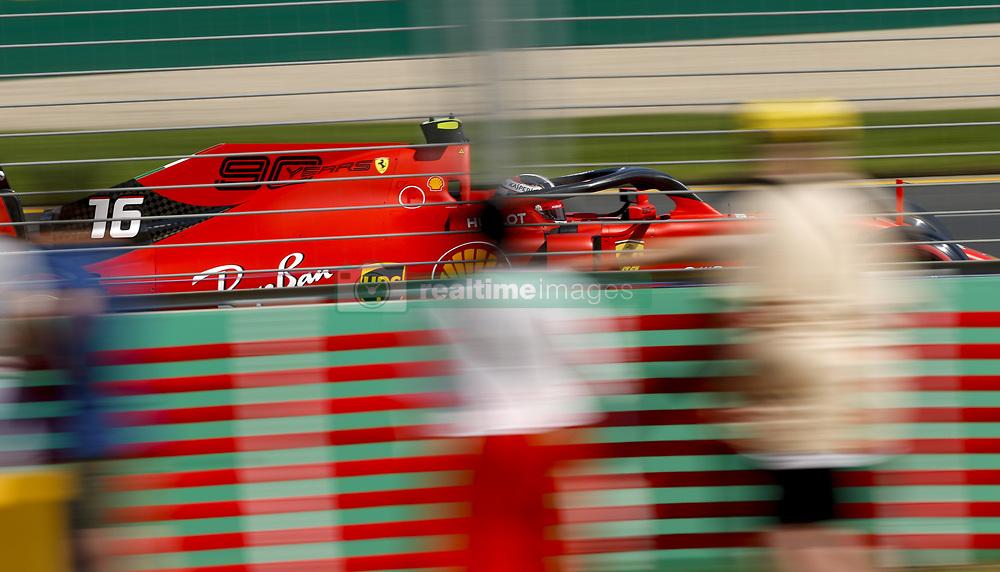 March 16, 2019 - Melbourne, Australia - Motorsports: FIA Formula One World Championship 2019, Grand Prix of Australia, ..#16 Charles Leclerc (MCO, Scuderia Ferrari Mission Winnow) (Credit Image: © Hoch Zwei via ZUMA Wire)