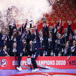 2020-12-20: France - Norway - Gold Medal Match
