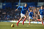 Portsmouth Defender, Christian Burgess (6) during the EFL Sky Bet League 1 match between Portsmouth and Blackpool at Fratton Park, Portsmouth, England on 24 February 2018. Picture by Adam Rivers.