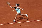 Roland Garros. Paris, France. June 2nd 2012.Chinese player Shuai PENG against Maria SHARAPOVA.