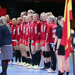2020-12-13: Denmark - Spain - Main Round
