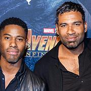 NLD/Amsterdam/20180425 - Première The Avengers: Infinity War, ........ en Edwin Jonker