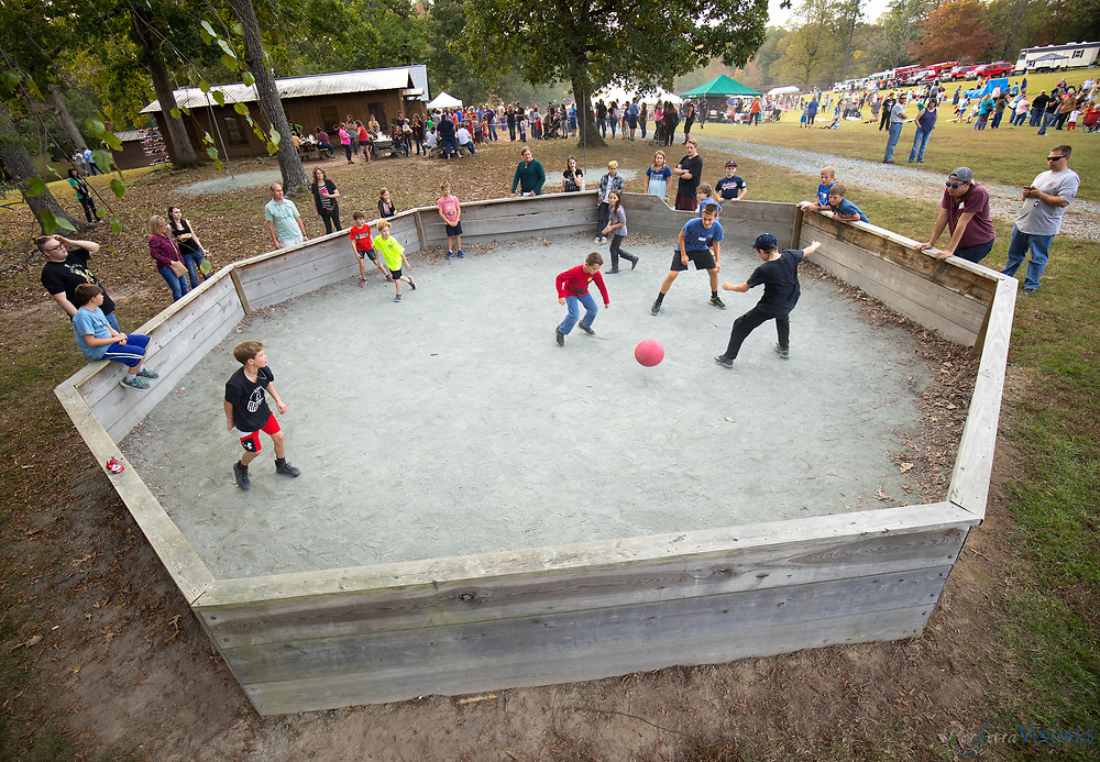 Quaker Lake Camp's 2017 Pumpkin Festival.<br /> <br /> Photographed, Saturday, October 21, 2017, in Greensboro, N.C. JERRY WOLFORD  / Perfecta Visuals
