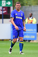AFC Wimbledon Forward Cody McDonald (10) during the Pre-Season Friendly match between AFC Wimbledon and Watford at the Cherry Red Records Stadium, Kingston, England on 15 July 2017. Photo by Jon Bromley.