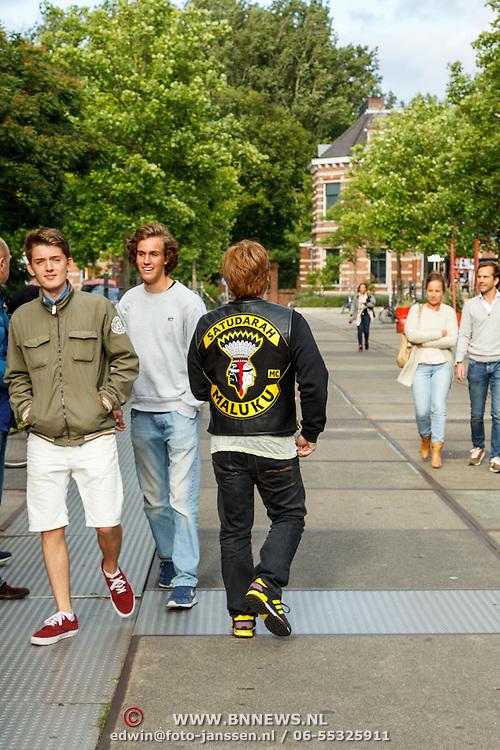 NLD/Amsterdam/20150618 - Voorvertoning Satudarah – One Blood documentaire,