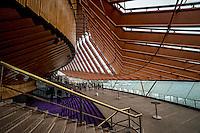 Sydney Opera House, Interior