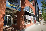 First Thursday in Downtown Fayetteville, Arkansas