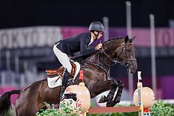 Price Tim, NZL, Vitali, 256<br /> Olympic Games Tokyo 2021<br /> © Hippo Foto - Dirk Caremans<br /> 02/08/2021