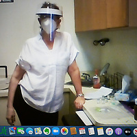 I've had the whole office disinfected, painted, carpets cleaned.After next week we are on the shortlist to reopen. I have a lot of patients who need eye exams but it's going to be people who need to come in urgently who I will see initially, before we start doing routine care.<br /> <br /> I do special contact lenses for people with cornea disease. I plan on exiting my career doing that and myopia control for children. You can stop people from being near sighted. There's no reason for me to stop now because what I'm doing is making a difference.<br /> <br /> Business is down 95%. Everybody was furloughed but I got a PPP loan so my whole staff is coming back. I'll probably need additional loans.<br /> <br /> I've been doing this for 40 years. I started with nothing. Even if I have to go slow and do it, me and one staff member, I will do that.  My business will definitely come back. Will it come back slow? Definitely. Will it come back? I have no doubt. My business will come back.