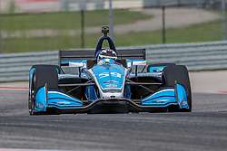 March 23, 2019 - Austin, Texas, U.S - Carlin driver Max Chilton (59) of Great Britain in action during the practice round at the Circuit of the Americas racetrack in Austin,Texas. (Credit Image: © Dan Wozniak/ZUMA Wire)