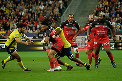 June 5, 2017 - Saint Denis, Seine Saint Denis, France - NONU player of the Rugby Club Toulonnais during the final of the French Rugby Championship Top 14 against ASM Clermont-Auvergne at the stadium of France - St Denis France (Credit Image: © Pierre Stevenin via ZUMA Wire)