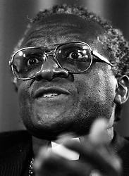 The Most Rev. Desmond Mpilo Tutu, Archibishop of Cape Town.