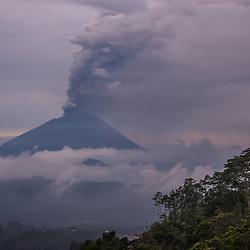 Indonesia - Bali - Agung Volcano