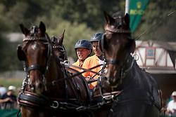 Timmerman Theo, NED, Balero, Boy, Dakota, Esprit, Mister<br /> CHIO Aachen 2017<br /> © Hippo Foto - Dirk Caremans<br /> 22/07/2017