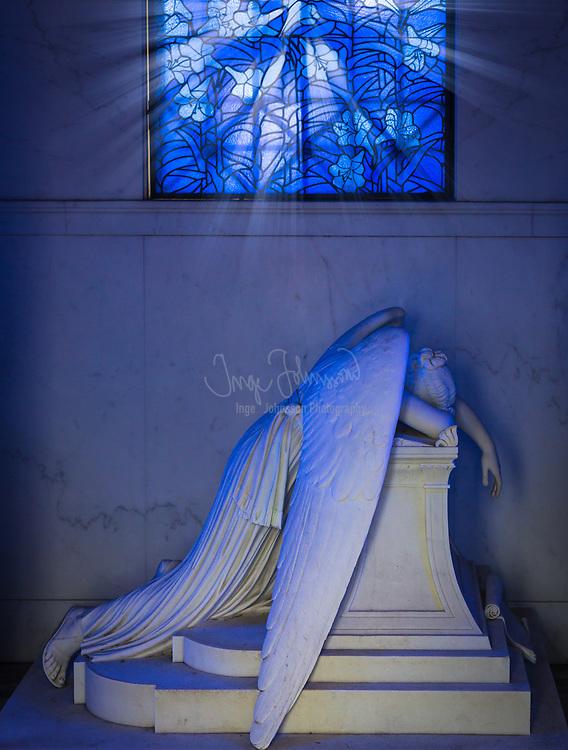 Gravesite in New Orleans, Louisiana
