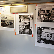 NLD/Hilversum/20160110 - NOS Journaal bestaat60 jaar en viert dit met Festival van het Nieuws, overzicht regiewagen