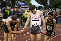 Open Mile, men, Adrian Martinez Track Classic 2016