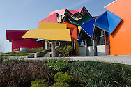 Biomuseo, Puente de vida. Registro de avance de obra Marzo 2014.©Victoria Murillo/Istmophoto.com