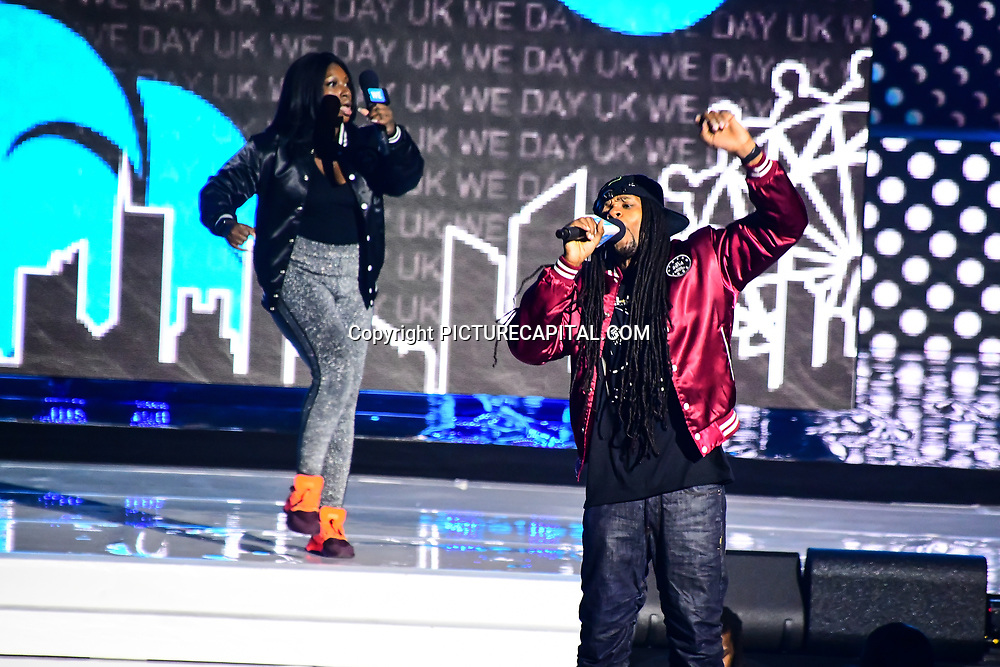 2020 WE Day UK at Wembley Arena, London, Uk 4 March 2020.