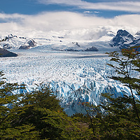 The Perito Moreno Glacier is another very popular tourist attraction in the patagonian region of Argentina, and the 3rd largest drinkable water reserve in the world.