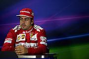 April 20, 2014 - Shanghai, China. UBS Chinese Formula One Grand Prix. Fernando Alonso (SPA), Ferrari
