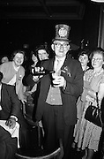 You don't have to go to Munich to enjoy the Oktoberfest! Dublin has it's own. Bavaria in Dublin is a wonderful Festival and Irish Photo Archive has old pictures of it.