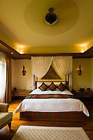 A suite interior, Four Seasons Resort Chiang Mai, Mae Rim district, near Chiang Mai, Northern Thailand