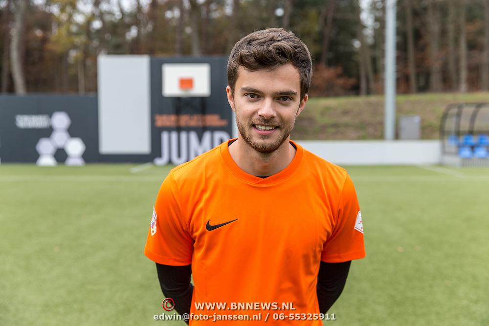 NLD/Zeist/20191123 - persconferentie Nationaal Artiesten Elftal van de KNVB, Buddy Vedder