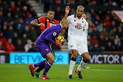Heurelho Gomes of Watford comes to save the ball - Mandatory by-line: Jason Brown/JMP - 21/01/2017 - FOOTBALL - Vitality Stadium - Bournemouth, England - Bournemouth v Watford - Premier League