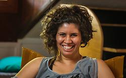 """PORTO ALEGRE, RS, BRASIL, 21-01-2017, 13h45'10"""": A jornalista Barbara Nickel, no Matehackers Hackerspace da Associação Cultural Vila Flores, no bairro Floresta da capital gaúcha. A  Consultora de Desenvolvimento de Software na empresa ThoughtWorks, Desiree dos Santos , 32 fala sobre as dificuldades enfrentadas por mulheres negras no mercado de trabalho.(Foto: Gustavo Roth / Agência Preview) © 21JAN17 Agência Preview - Banco de Imagens"""