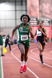 David Hemery Valentine Invitational<br /> Indoor Track & Field at Boston University , womens 400 meters, heat 3, Binghamton,
