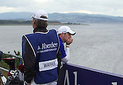 The Aberdeen Asset Management Scottish Open Golf Championship 2012 At Castle Stuart Golf Links..Final Round Saturday 14-07-12.. .Scotland's Marc Warren on 18th tee ponders what night of been after a late colapse robs him of a dream vicotry , during the FinalRound of The Aberdeen Asset Management Scottish Open Golf Championship 2012 At Castle Stuart Golf Links. The event is part of the European Tour Order of Merit and the Race to Dubai....At Castle Stuart Golf Links, Inverness, Scotland...Picture Mark Davison/ ProLens PhotoAgency/ PLPA.Saturday 14th July 2012.