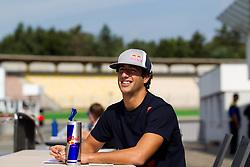 05.09.2010, Hockenheimring, Hockenheim, GER, World Series by Renault, im Bild Daniel Ricciardo, EXPA Pictures © 2010, PhotoCredit: EXPA/ MN
