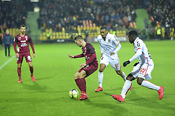 January 27, 2018 - Metz, France - Bali Florent vs Plea (Credit Image: © Panoramic via ZUMA Press)