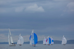 Day 1 Scottish Series, SAILING, Scotland.<br /> <br /> GBR 7096N, Autism on the Water, OSC<br /> <br /> The Scottish Series, hosted by the Clyde Cruising Club is an annual series of races for sailing yachts held each spring. Normally held in Loch Fyne the event moved to three Clyde locations due to current restrictions. <br /> <br /> Light winds did not deter the racing taking place at East Patch, Inverkip and off Largs over the bank holiday weekend 28-30 May. <br /> <br /> Image Credit : Marc Turner / CCC