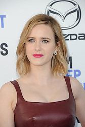 Rachel Brosnahan at the 35th Annual Film Independent Spirit Awards held at the Santa Monica Beach in Santa Monica, USA on February 8, 2020.