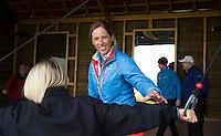 MAARSBERGEN - Golfprofessinal Martine Martens , headpro van GC Anderstein. COPYRIGHT KOEN SUYK