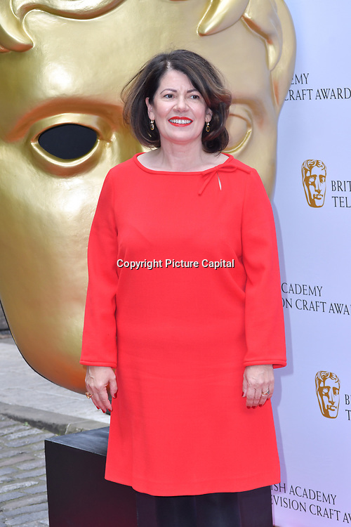 Pippa Harris Arrivers at the British Academy Television Craft Awards on 28 April 2019, London, UK.