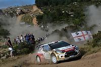 Mads Ostebrg (NOR) / Jonas Andersson (SWE) - Citroen DS3 WRC