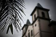 Contagem_MG, Brasil...Igreja Matriz de Sao Goncalo, construida no inicio do século XVII em Contagem, Minas Gerais...Sao Goncalo Mother church, built in 17th century in Contagem, Minas Gerais...Foto: JOAO MARCOS ROSA / NITRO