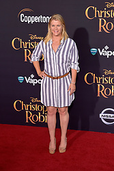 July 30, 2018 - Burbank, Kalifornien, USA - Alison Sweeney bei der Premiere des Kinofilms 'Christopher Robin' in den Walt Disney Studios. Burbank, 30.07.2018 (Credit Image: © Future-Image via ZUMA Press)