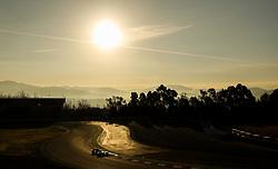 Mercedes Valterri Bottas during day one of pre-season testing at the Circuit de Barcelona-Catalunya.