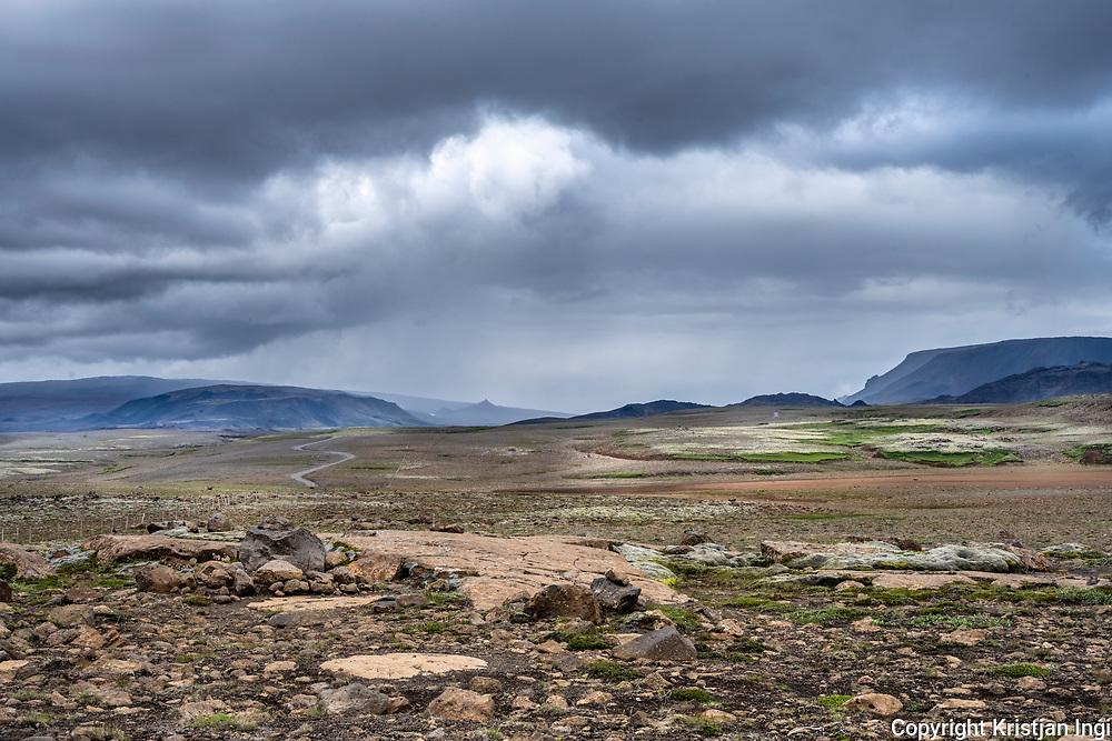 Kaldidalur Valley