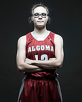 Portraits of student-athletes from Algoma and Nipissing University for the OUA.  August 28, {year}. (Michael P. Hall/@mphcentral)