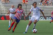 Soccer-International Women's Champions Cup-Olympique Lyonnais vs Atletico de Madrid-Aug 15, 2019
