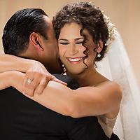Carolina Gonzalez y Enrique Alfar
