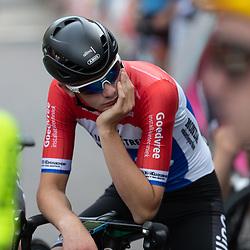 05-08-2019: Wielrennen: Nederlandse profs: Almelo<br />Robin Lowik NK eltie zonder contract